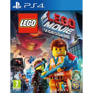 The Lego Movie: Videogame - PS4