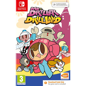 Mr. DRILLER DrillLand - Switch