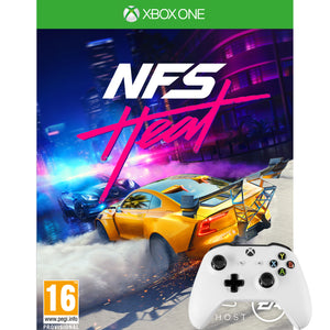 Need for Speed: Heat + Xbox One Controller