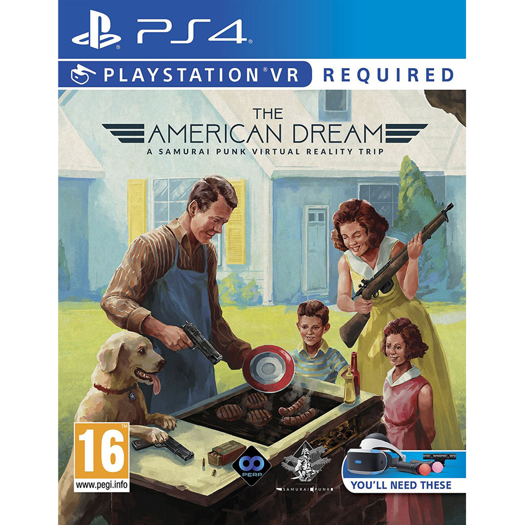 The American Dream - PSVR