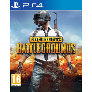 Playerunknown's Battlegrounds - PS4