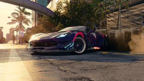Need for Speed: Heat - PS4