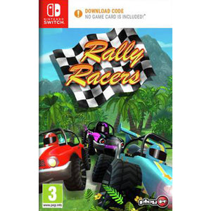 Rally Racers CODE-IN-A-BOX - Switch