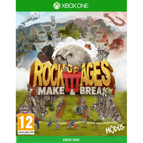 Rock of Ages 3: Make & Break - Xbox One
