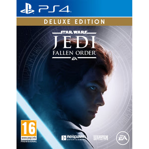 Star Wars: JEDI Fallen Order Deluxe Edition - PS4