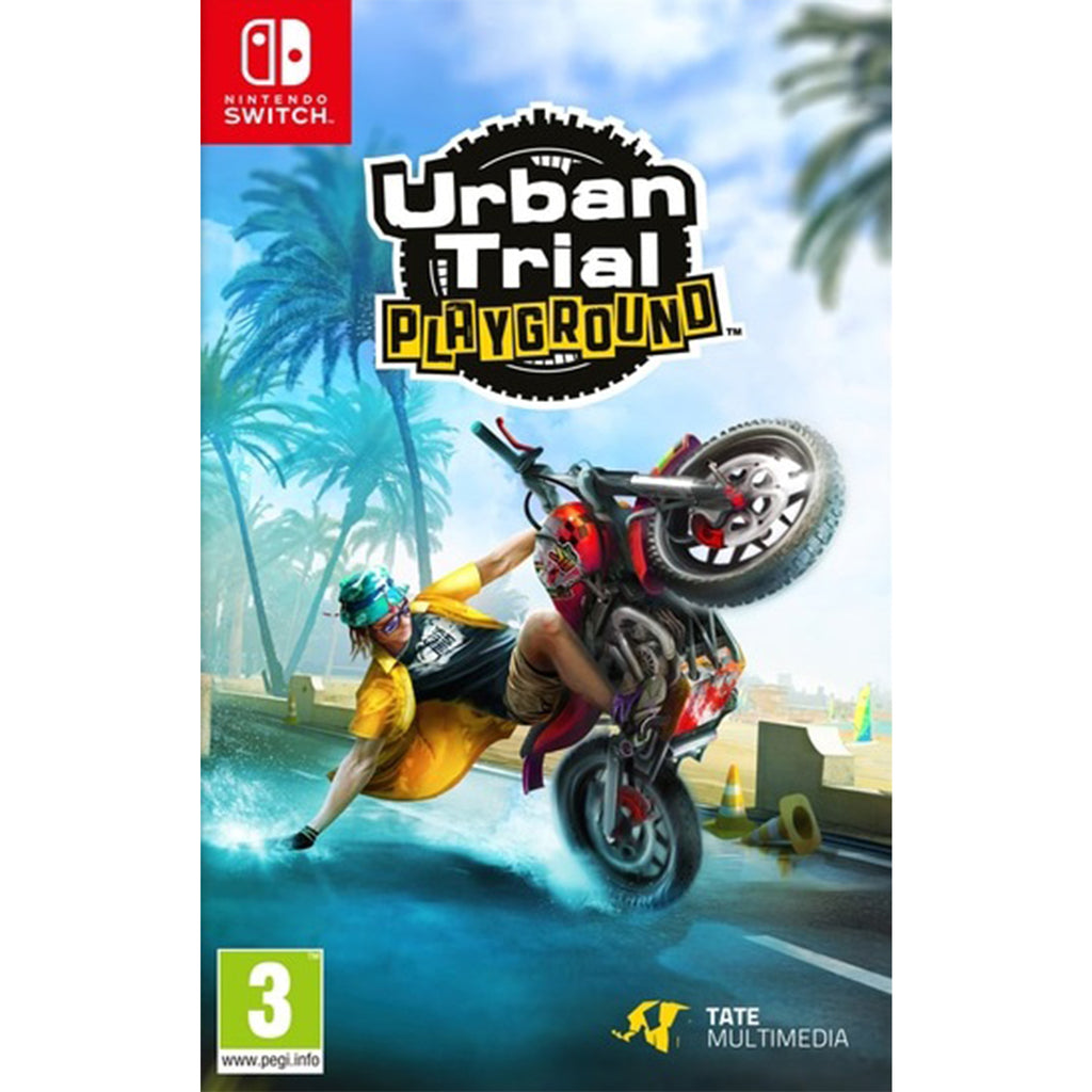 Urban Trial Playground - Switch