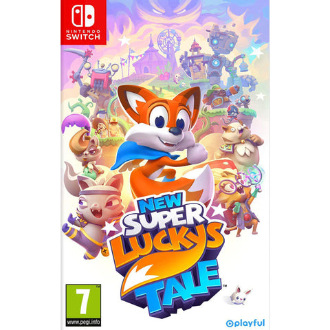 New Super Lucky's Tale - Switch