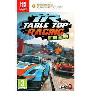 Table Top Racing Nitro Edition CODE-IN-A-BOX - Switch