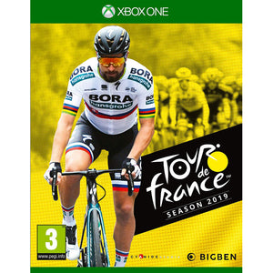 Tour De France: Season 2019 - Xbox One