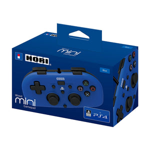 Wired Mini Gamepad for Kids Blue - PS4