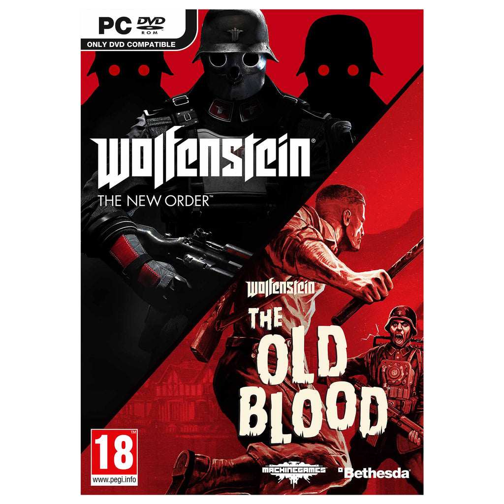 Wolfenstein: The New Order and The Old Blood Double Pack - PC