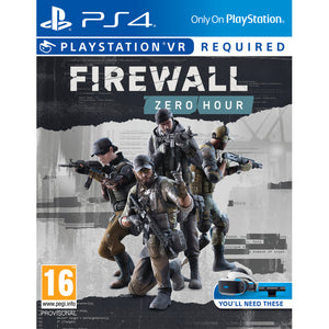 Firewall Zero Hour - PS4