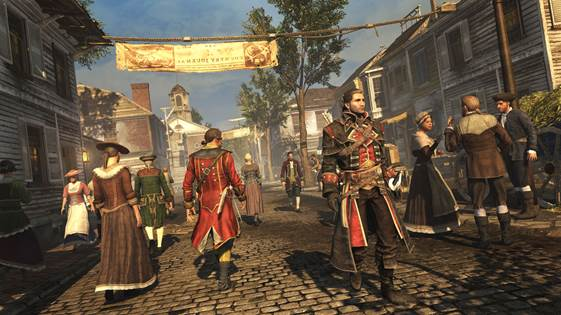 Assassin S Creed Rogue Remastered Ps4 Entertainment Go S Deal