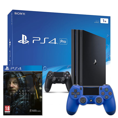 Sony PlayStation Pro (1TB) + Death Stranding