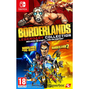 Borderlands Legendary Collection - Switch