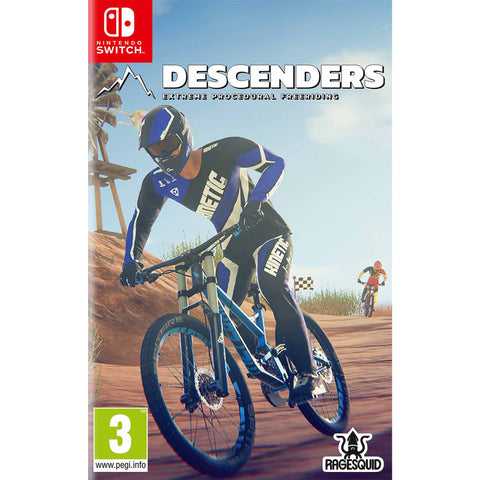 Descenders - Switch
