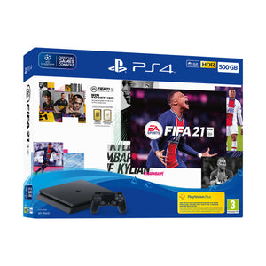 EA SPORTS™ FIFA 21 500GB PS4™ Bundle