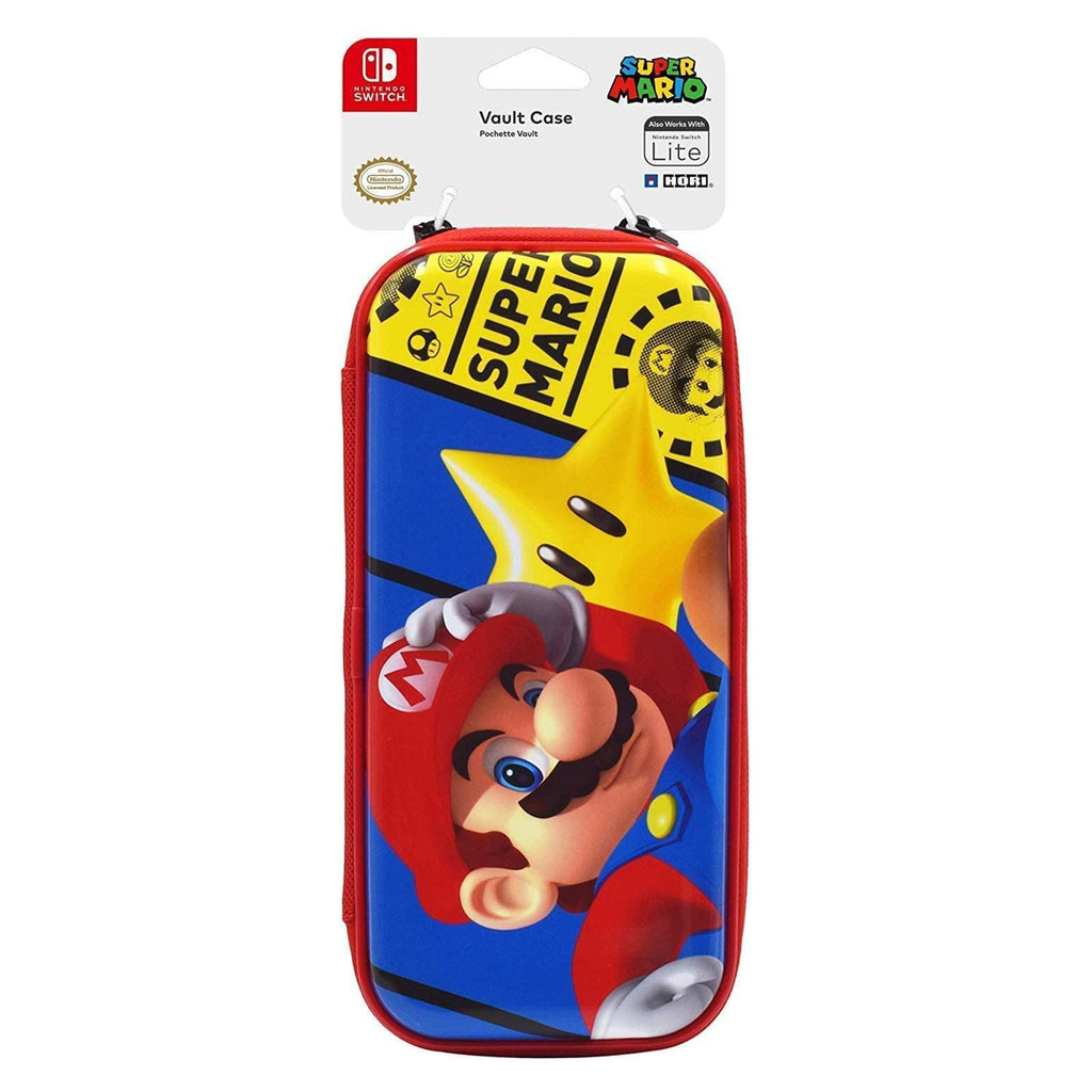 HORI Vault Case Mario - Switch