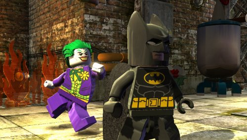 Lego Batman 2 Dc Super Heroes 3ds Entertainment Go S Deal Of The Day