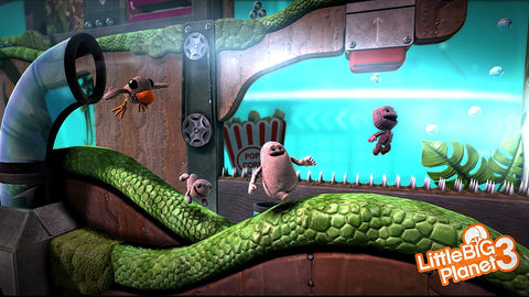 Little Big Planet 3 - PS4 PlayStation Hits