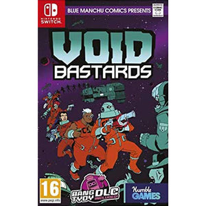 Void Bastards - Switch