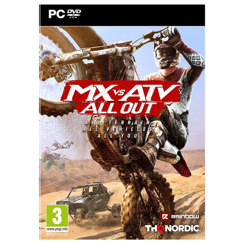 MX vs ATV All Out - PC