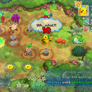 Pokémon Mystery Dungeon: Rescue Team DX - Switch