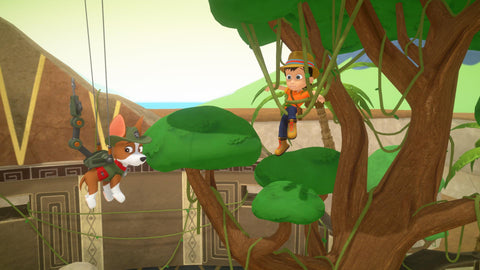 Paw Patrol: Mighty Pups Save Adventure Bay - Xbox One