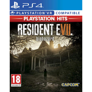 RESIDENT EVIL 7 - PS4 Playstation Hits