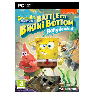 Spongebob SquarePants: Battle for Bikini Bottom - Rehydrated - PC