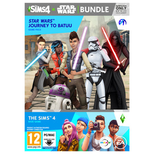 The Sims 4 Star Wars: Journey To Batuu - PC