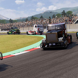 FIA European Truck Racing Championship - Switch