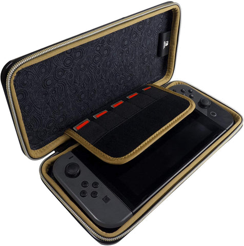 Official Nintendo Licensed Aluminium Metal Premium Alumi Case for Nintendo Switch - ZELDA Version