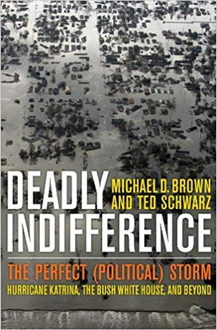 Personally Inscribed copy of Deadly Indifference