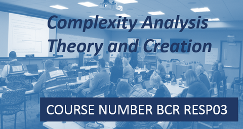 BCR RESP03- Complexity Analysis Theory and Creation