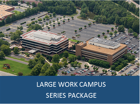Large Industry Work Campus Series Package