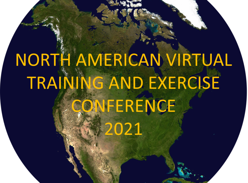 North American Virtual Training and Exercise Conference 2021- Sponsor Info