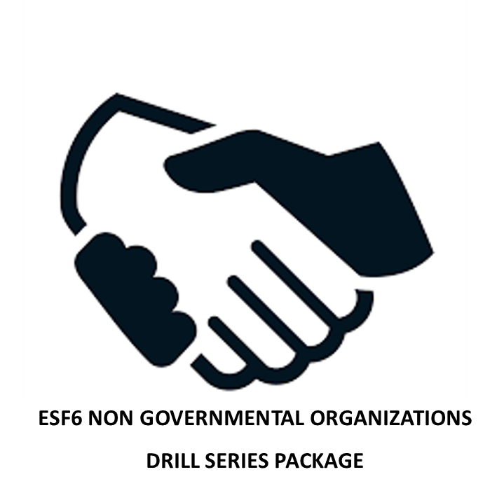 ESF6 NGO Operations Drill Series Package