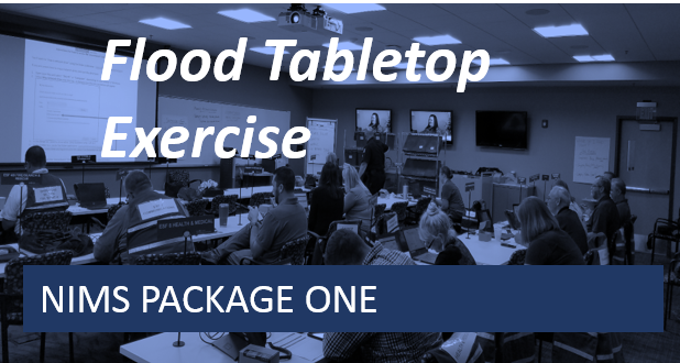 NIMS 1-Flood Tabletop Exercise
