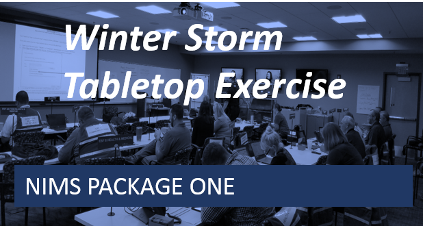 NIMS 1-Winter Storm Tabletop Exercise