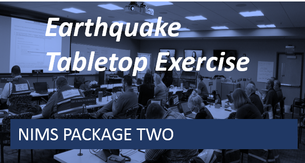 NIMS 2-Earthquake Tabletop Exercise