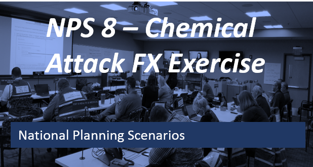 Functional-NPS 8-Chemical Attack Exercise