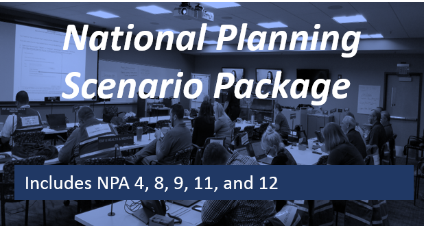 National Planning Scenarios Package