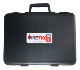 Fire TKO Case to Carry FST system