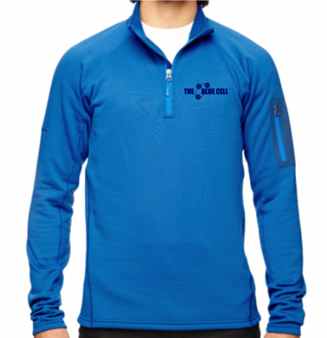 TBC Stretch Fleece Half Zip