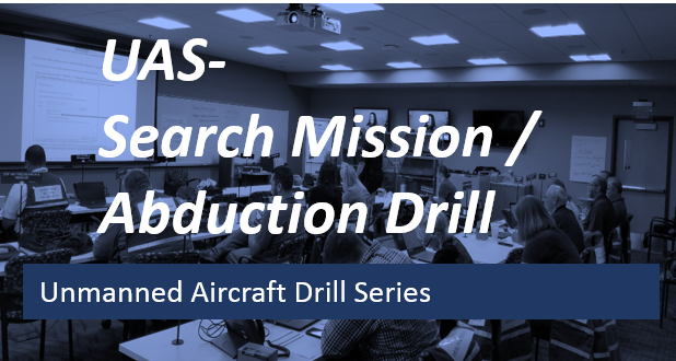 UAS-Search Mission / Abduction Drill