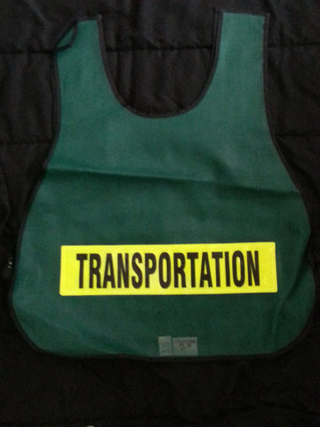 Dark Green ICS Vest