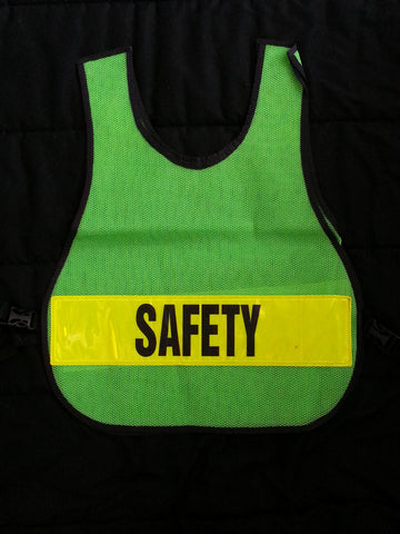 Light Green ICS Vest