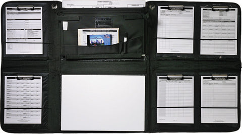 The Command Board Deluxe with Emergency Management ICS Package System