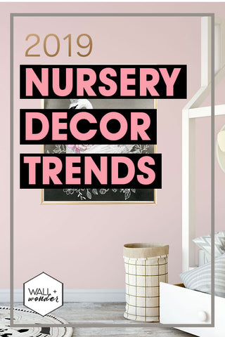 nursery decor trends